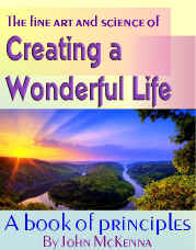 Its a wonderful life by John McKenna